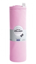 Zöllner jersey blanket cushioned 4776-1 rose 70/100