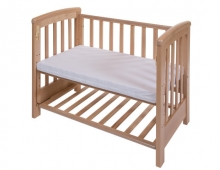 Treppy 1134 Dreamy Mini Gray Kinderbett 85 x 50cm