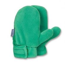 Sterntaler Ffleece gloves Gr.1 4301420 kristallgrün