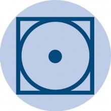 Alvi 423855661 Baby-Mäxchen® 3 tlg. Chevron Blau s.Oliver 68/74 Auslaufmodell