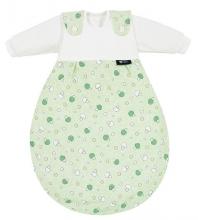 Alvi 423507133 Baby-Mäxchen® 3 tlg. Glückspilz grün 50/56 Auslaufmodell