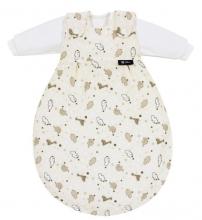 Alvi 423607366 Baby-Mäxchen® 3 tlg. Hippo beige 62/68 Auslaufmodell
