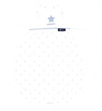 Alvi 423857991 Baby-Mäxchen® 3 tlg. Classic Star mit Stick blue bellybutton 68/74 2016/2017