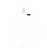 Alvi 423857992 Baby-Mäxchen® 3 tlg. Classic Star mit Stick rose bellybutton 68/74 2016/2017