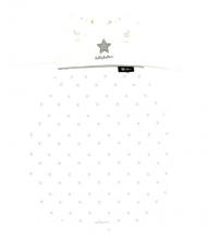 Alvi 423907999 Baby-Mäxchen® 3 tlg. Classic Star mit Stick grey bellybutton 80/86 Auslaufmodell