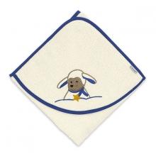 Sterntaler hooded towel 7121628 Sheep Stanley 100x100