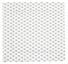 Alvi 612507050 Krabbeldecke Elephants white - Special Edition 120x120 2016/2017