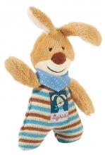 Sigikid 47891 rattle Semmel Bunny
