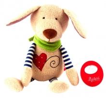 Sigikid 40844 muscial toy dog organic