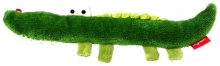 Sigikid 41178 Rassel Red Stars Krokodil