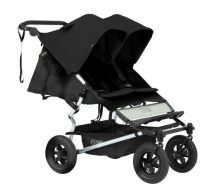 Mountainbuggy Evolution Duet V2.5 black