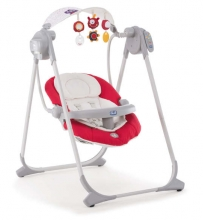 Chicco Polly Swing Up 0771 Paprika Babyschaukel