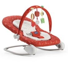 Chicco Hoopla Red Berry Schauckelwippe 0+