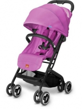 GB Qbit Reisebuggy 616240006 Posh Pink 2017