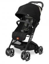 GB Qbit+ Reisebuggy 616240007 Monument Black 2017