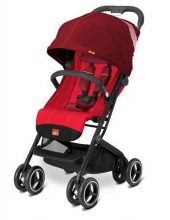 GB Qbit+ Reisebuggy 616240009 Dragonfire Red 2017