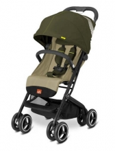 GB Qbit+ Reisebuggy 616240008 Lizard Khaki 2017