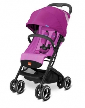 GB Qbit+ Reisebuggy 616240012 Posh Pink 2017