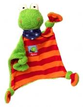 Sigikid 38685 comforter Folunder Frog