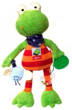 Sigikid 38686 multi-animal Folunder Frog