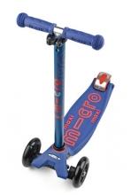 Micro MMD 023 Maxi Kickboard® deluxe mit T-Lenker blau