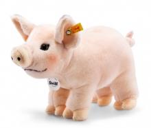 Steiff 071904 Piggy pig 30 rose standing