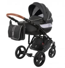 Knorr 3820-2  Fachhandelsprodukt Sportime Premium Kombikinderwagen grau