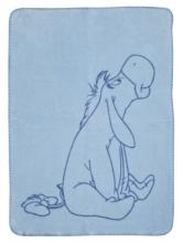 Zöllner 1342-3 Jacquard-Decke gewebt Disney Y-Aah 75/100