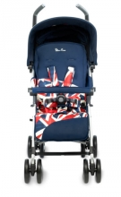 Silver Cross Reflex Buggy Cool Britannia - british flag