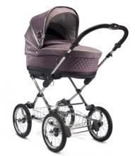 Silver Cross Sleepover stroller all inclusive Premium Set purple