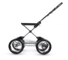 Silver Cross Sleepover Kinderwagen all inclusive Premium Set grau