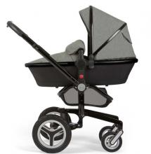 Silver Cross Surf Kinderwagen Special Edition all inclusive Premium Set Eton grau