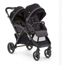 Joie Evalite Duo double stroller two tone black