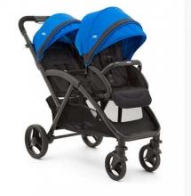 Joie Evalite Duo double stroller bluebird