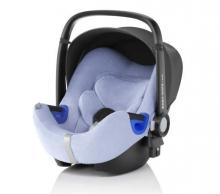 Römer Sommerbezug blau für Baby-Safe i-size