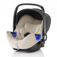 Römer summer cover beige for Baby-Safe i-size