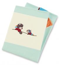 Sterntaler 9041729 Bobby cuddly blanket