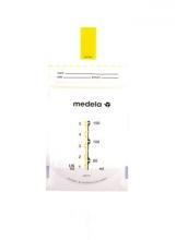 Medela 008.0315 Pump & Save™ Beutel für Muttermilch (20 St. pro Packung)