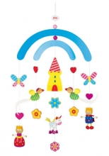 Baby Plus Goki Mobile 52909 dream castle