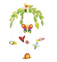 Baby Plus Goki Mobile 52966 insects II