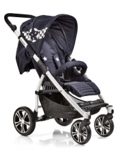 Gesslein 577-000 S4 Air Plus Buggy navy-white stars