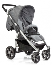 Gesslein 545000 S4 Air Plus Buggy grey melange