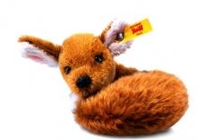 Steiff 033063 mini Ricky deer 9 Mohair brown