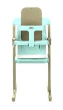 Brevi 212629 Slex Evo high chair powder blue