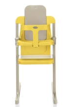Brevi 212262 Slex Evo high chair cedar yellow