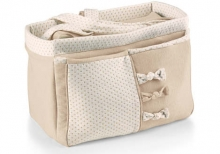 Brevi 226005 bag beige for Slex Evo high chair