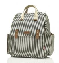 Babymel BM 5151 Robyn diaper backpack stripe navy