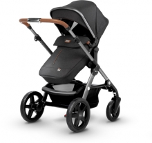 Silver Cross Wave starter pack Sable granite incl. carrycot, seat etc.