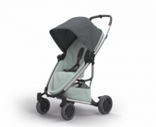 Quinny 1398999000 Zapp Flex Plus Buggy graphite on grey