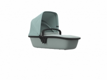 Quinny 1505623000 Zapp Lux carrycot grey on grey